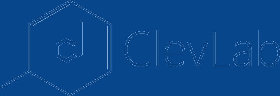 Logo ClevLab Bleu