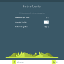 5 - Forestier - Résultat